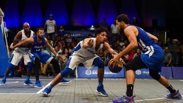 Basteln am Basketball-Boom