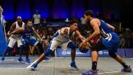Im Trend: Dreier-Basketball ist beliebt