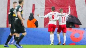 Mönchengladbach verliert den BVB aus dem Blick