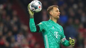Es knistert beim FC Bayern