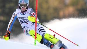 Die Krise der deutschen Slalom-Damen