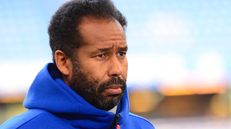Er hat häufig eine Botschaft, wenn er redet: Hamburgs Trainer Daniel Thioune