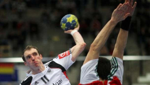 Schwerer Rückschlag für deutsche Mannschaft