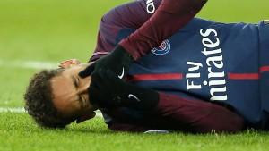 Eine riskante Wette auf Neymars Gesundheit