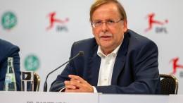 DFB-Vizepräsident Koch verzichtet auf Fifa-Amt