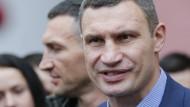 Die letzte Chance des Vitali Klitschko