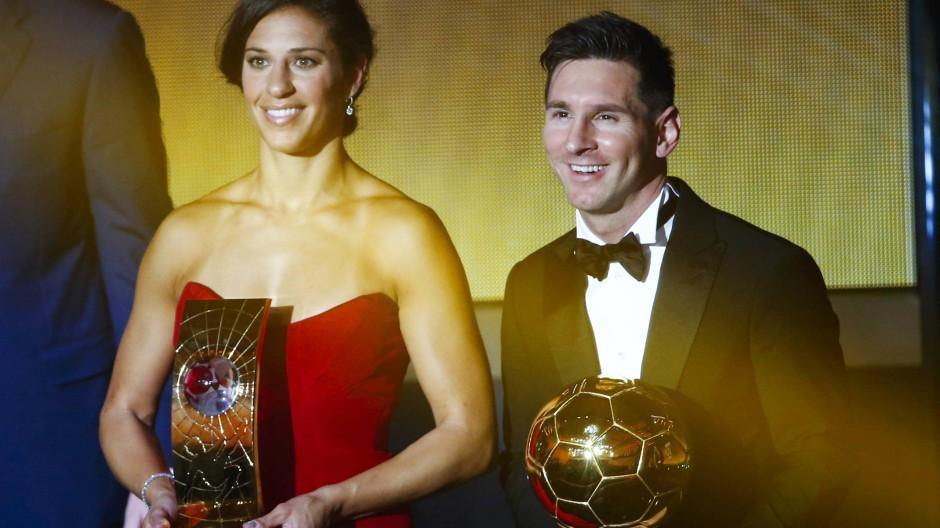 Fußballer des Jahres 2015 ausgezeichnet