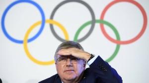 Die Welt des IOC-Präsidenten