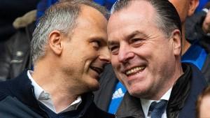 Die großen Baustellen des neuen Schalker Chefs