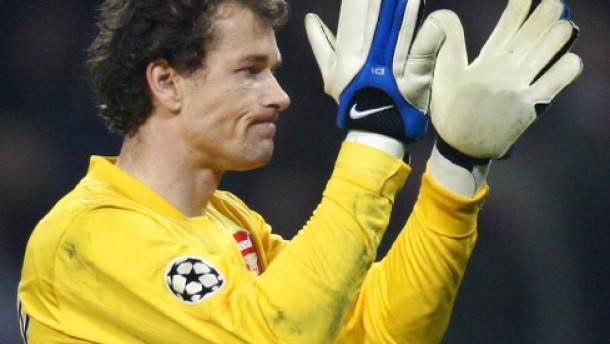 Lehmann sammelt Pluspunkte - Laser-Attacke auf Ronaldo