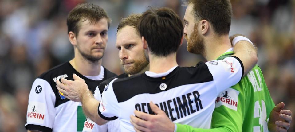 Deutschland 2222 Gegen Russland Bei Handball Wm