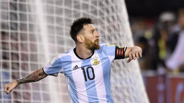 Argentiniens Albiceleste aufgewacht