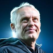 Ein besonderer Trainer in einem besonderen Verein: Christian Streich hat dem Vernehmen nach seinen Vertrag in Freiburg verlängert.