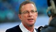 Eine sorgenfreie erste Bundesliga-Saison würde Leipzigs Sportdirektor Ralf Rangnick gefallen.