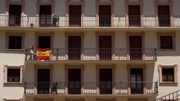 Wann gibt es in Spaniens Wirtschaft wieder Wachstum - und wie groß ist es?