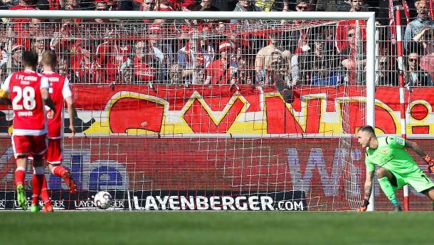 Paderborn ist bislang der einzige Sieger des Spieltags