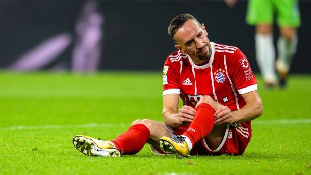 Die Bayern verspielen den Sieg