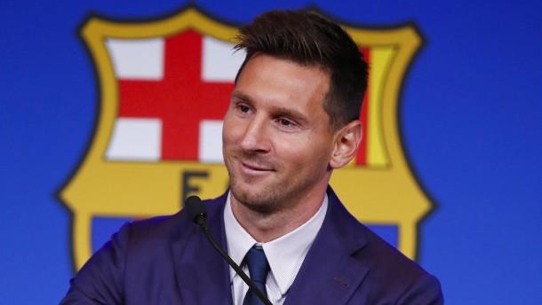 Fußball-Star Lionel Messi wechselt zu Paris Saint-Germain