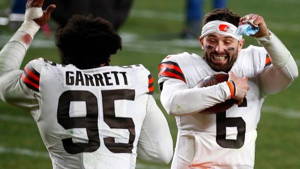 Die große Show der Cleveland Browns