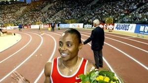 Kelli White: Trotz Doping-Vorwürfen stimuliert zum Sieg