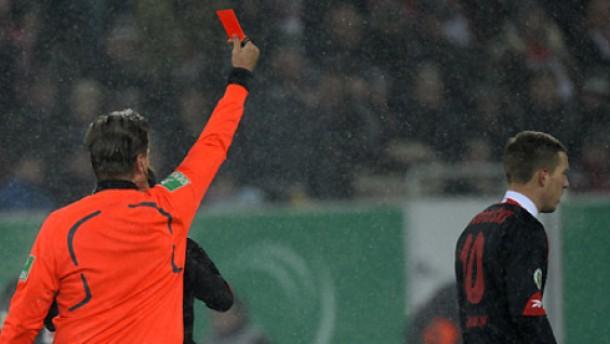 Köln macht Augsburg Platz für den Triumph