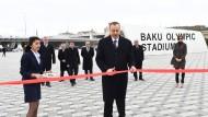 Gefängnis in Baku, Beschwichtigung in Berlin