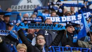 Paderborn-Fans drohen wegen RB Leipzig mit Boykott
