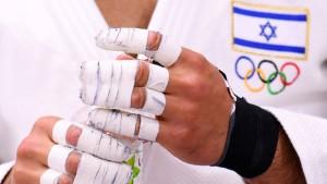 Harte Strafe für algerischen Judoka nach Eklat