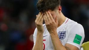 Was England im Halbfinale zum Verhängnis wurde