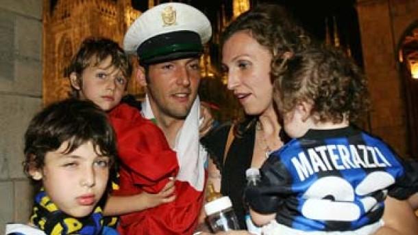 Materazzi machte Inter zum Meister