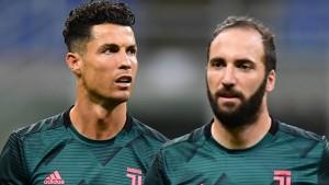Juventus verliert Top-Stürmer