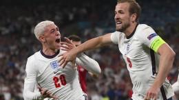 England ist knapper Favorit auf den Titel