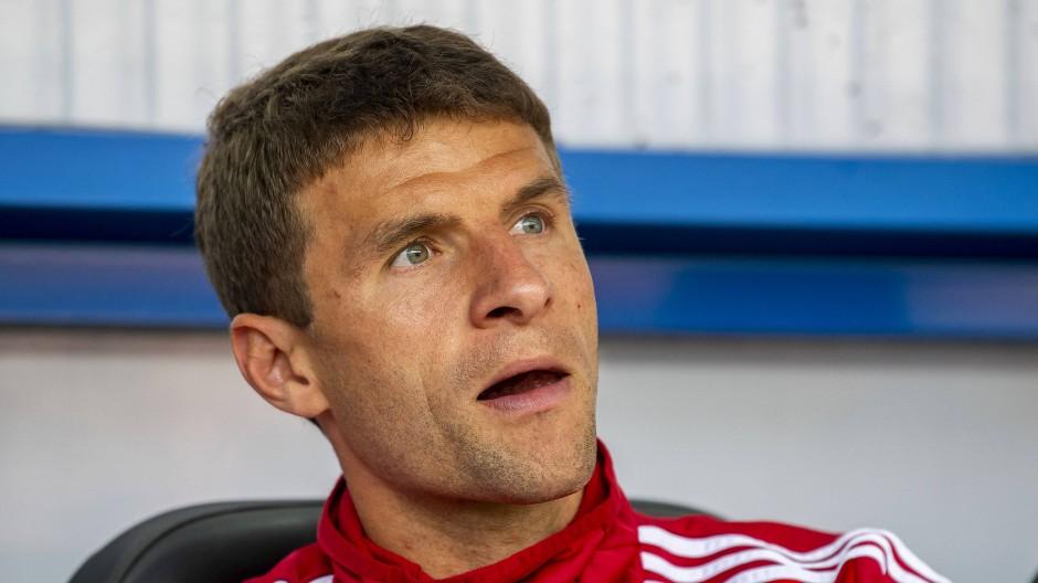 Unzufrieden mit der derzeitigen Situation: Thomas Müller