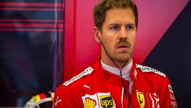 """""""Ist Vettel tatsächlich die Nummer eins bei Ferrari?"""""""