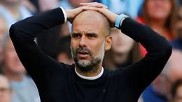 Ärger bei Guardiola und Gündogan