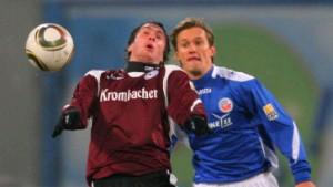Bielefeld lässt auch in Rostock Punkte liegen