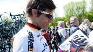 Geständnis abgelegt: Danilo Hondo, hier 2012 beim Radrennen in Eschborn, hat gedopt.
