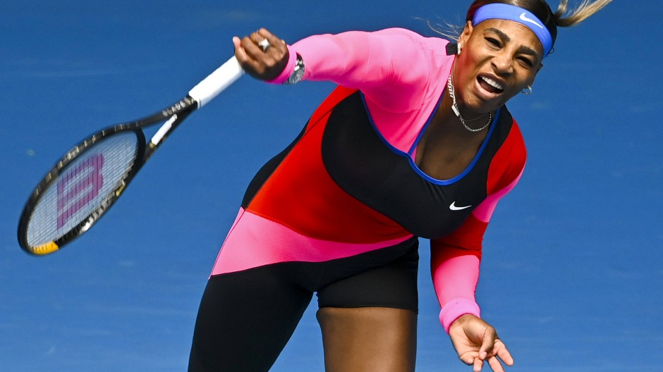 Neues Outfit in Melbourne: Serena Williams