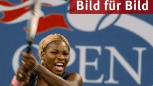 US Open: Das Spiel mit dem Sexappeal