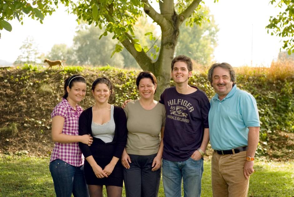 Traber Familie
