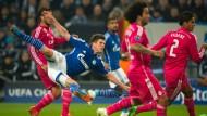 Mehr Hurra durch Huntelaar? Der Stürmer hängt sich wieder für Schalke rein