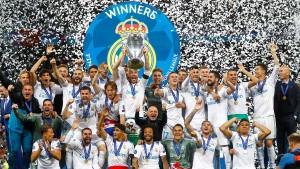 Slapstick verhilft Real Madrid zum Titel