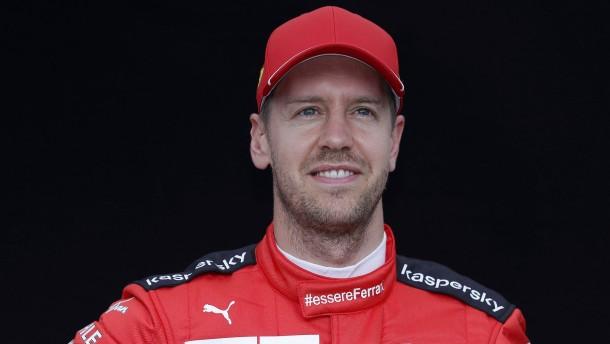 Neuer Fahrplan für Vettel und die Formel 1