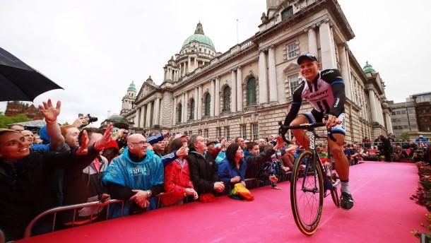 Radprofi Kittel startet erstmals beim Giro