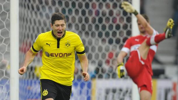 Dortmund wehrt sich