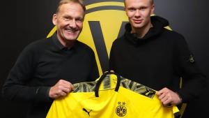 """""""Haaland ist ein riesiges Geschäft für Dortmund"""""""