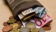 Eine gute Alternative zum Sparstrumpf: Das Tagesgeldkonto.
