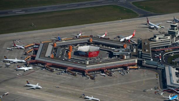 Modernisierung fuer Flughafen Tegel bis Ende Februar klar
