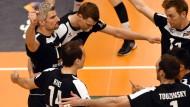 Sieg im zweiten Spiel, Ausgleich in der Serie: Berlin Volleys haben Grund zur Freude