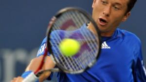 US Open für Deutsche geschlossen